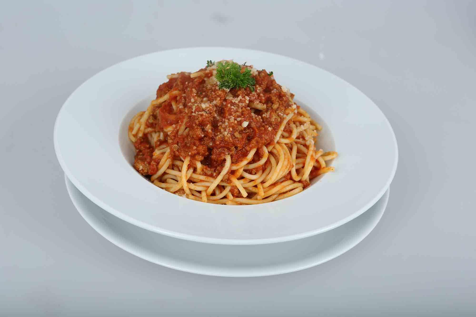 Spaghetti Alla Bolognese Il Caffe Di Roma